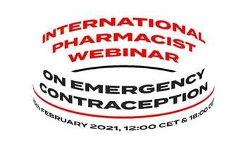 International Pharmacist Webinar on Emergency Contraception on 25th February 2021